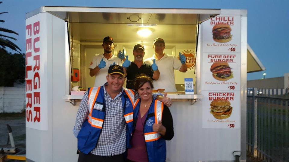 Thank You Burger Fellers